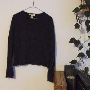 Wool Eddie Bauer Sweater